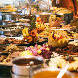 Live Samba, Pagode & All You Can Eat Brunch Buffet on Feb 9th, 2020