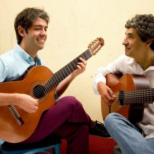 Join us For a Fun, Delicious & Lively Sunday Evening with Live Bossa Nova, Samba & Forro!