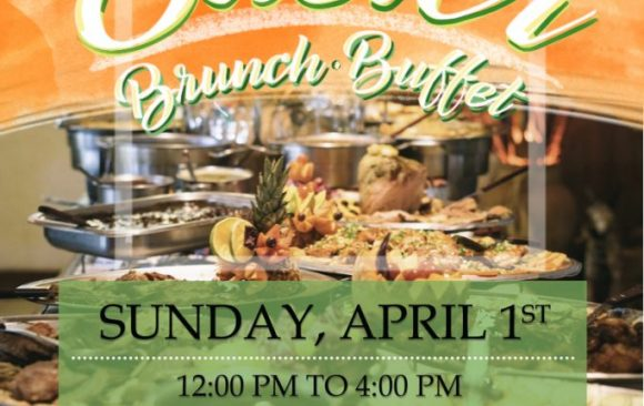Enjoy our Special Easter Buffet This Sunday! Your Family & Friends are in for a Treat!