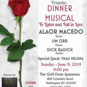 Live Music Sunday, June 9th, 2019 at 6pm!